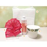 クリスマスに向けて、ピカピカと輝くセット  9,639円(税込)