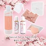 春ほんわか肌セット 2020 6,600円   (税込)