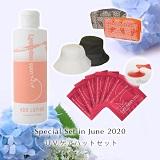 UVケアハットセット 2020 4,400円        (税込)